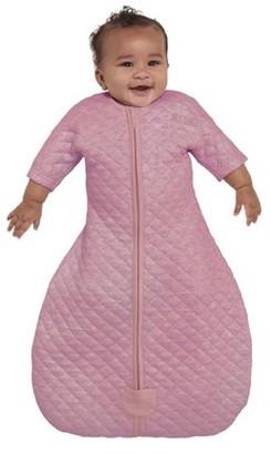 Halo2cloud HALO Easy Transition SleepSack Wearable Blanket, 100% Cotton, Gray Heather, Small