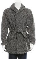 Engineered Garments Shawl Collar Wool-Blend Cardigan w/ Tags