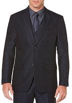 Perry Ellis Linen Twill Jacket