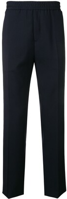 Givenchy track style tailored trousers