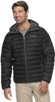 Columbia Big & Tall Elm Ridge Hooded Puffer Jacket