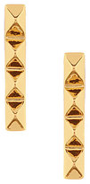 Trina Turk Pyramid Linear Earrings