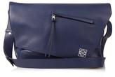 Loewe Anton leather messenger bag
