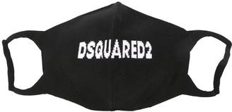 DSQUARED2 Logo-Embellished Face Mask