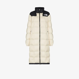 The North Face Lhotse Duster puffer coat