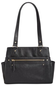 INC International Concepts Inc Riverton Satchel, Created for Macy's