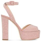 Giuseppe Zanotti Betty Pink Glitter
