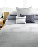 "Calvin Klein Bowery"" Pillow Sham"