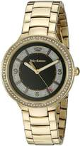 Juicy Couture Women's 1901400 Catalina Analog Display Japanese Quartz Gold Watch
