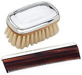 Reed & Barton Kent Boy's Brush & Comb Set
