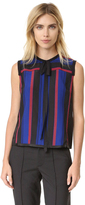Marc Jacobs Sleeveless Top with Tie