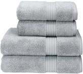 Christy Supreme Hygro Towel - Silver - Bath
