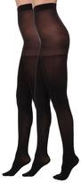 Lauren Ralph Lauren Opaque Tights 2 Pack