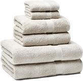 Matouk 6-Pc Towel Set, Sterling