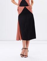 Warehouse Diamond Skirt
