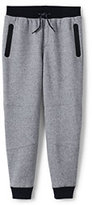 Classic Little Boys Sport Sweatpants-Navy Snow Heather