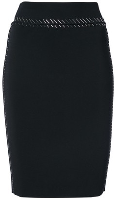 Alexander Wang Sequin Embellished Skirt