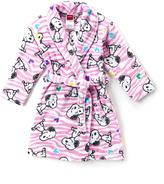 Komar Kids Peanuts Snoopy Robe - Toddler