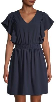 Vero Moda Frill Sleeve Dress