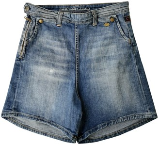 Coast Weber & Ahaus Blue Denim - Jeans Shorts for Women