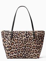 Kate Spade Watson lane leopard-print maya