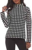 Chelsea & Theodore Funnel Neck Sweater