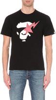 A Bathing Ape Shooting Star Cotton-jersey T-shirt