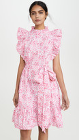 Banjanan Bulbul Mini Dress