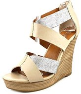 Seychelles Women's Strawberry Blonde Wedge Sandal