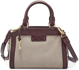 Fossil Logan Small Satchel
