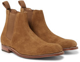 Grenson - Declan Suede Chelsea Boots