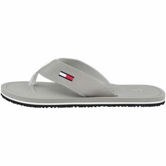 Tommy Jeans Tommy_Jeans Men's Comfort Footbed Beach Sandal Flip Flops