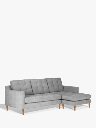 John Lewis & Partners Draper RHF Chaise End Sofa