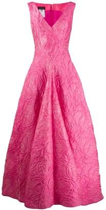 Talbot Runhof Tottori gown