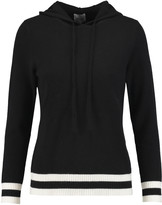 Madeleine Thompson Dallas cashmere hooded sweater