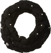 Betsey Johnson Pearly Girl Snood Caps
