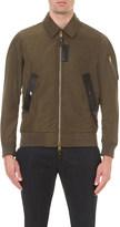 Burberry Lightweight taffeta jacket