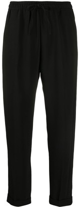 Seventy Drawstring Waist Tapered Trousers