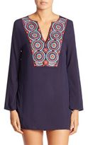 OndadeMar Miranda Embroidered Tunic