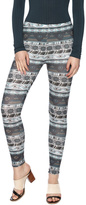 OYA Pattern Print Leggings