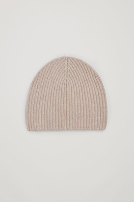 Cos Cashmere Rounded Hat