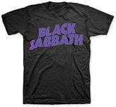 Bravado Men's Black Sabbath Classic Logo T Shirt