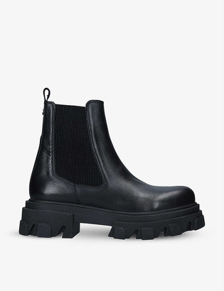 Carvela Shy leather heeled ankle boots