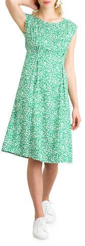 Agnès B. Valariabe Sleeveless A-Line Dress