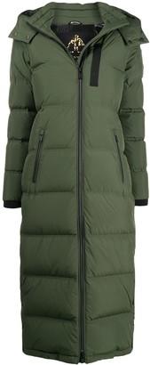 Moose Knuckles Side Slit Padded Coat