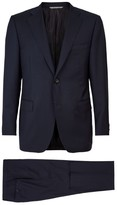 Canali Super 150S Wool Two-Piece Suit