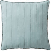 LINDEN STREET Home Expressions Fairview Square Solid Decorative Pillow