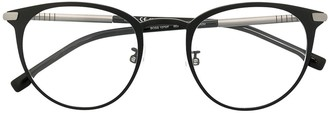 HUGO BOSS Round-Frame Glasses
