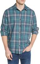 Rails Lennox Slim Fit Plaid Woven Shirt