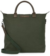 Want Les Essentiels O'hare Army Green Canvas Tote